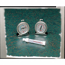 Thermometer, Glass Tube Refrig/Freezer