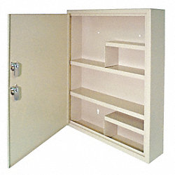 Cabinet Medical 17-1/8 In Height