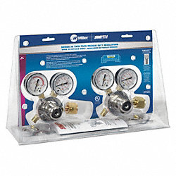 Oxygen/Fuel Regulator Set, Fuel Inlet 510