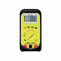 Digital Multimeter, 600V, 400mA, 40 MOhms