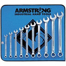 Combo Wrench Set, Full Polish, 7-32mm, 15Pc