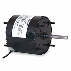 HVAC Motor, 1.1A, Sleeve, Auto, 2 In. L, Stud
