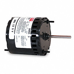HVAC Motor, 1A, Stud, Sleeve, Auto, 2 In. L