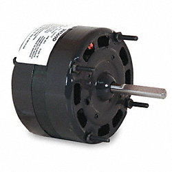 HVAC Motor, 1/20 HP, 1550 rpm, 115V