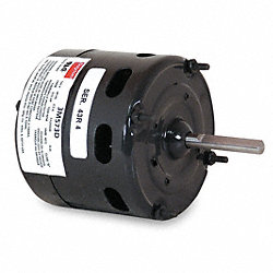 HVAC Motor, 1/15 HP, 1550 rpm, 115V
