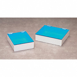 Pipet Box, Hinged Lid, L6In