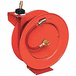 LINCOLN AIR HOSE REEL 3/8 X50 Ft