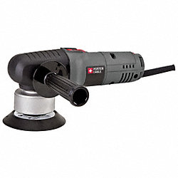 Right Angle Random Orbit Sander, 5 In Dia