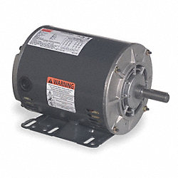 Mtr, 3 Ph, 1.5hp, 1725, 208-230/460, Eff 80.0