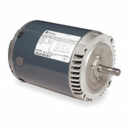 GP Mtr, 3 Ph, ODP, 1/2 HP, 1725 rpm, 56C