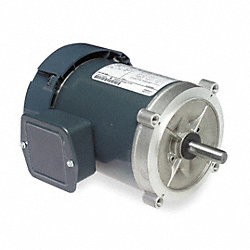 Mtr, 3 Ph, 1/3hp, 1725, 208-230/460, Eff 68.8
