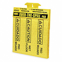 Over The Spill Absorbent Pad Tablet