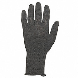 Knit Glove, Mens, Wool/Acrylic Blend, PK 12