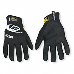 Rescue Gloves, L, Black, Schoeller(R), PR