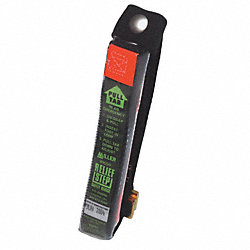 Relief Step Safety Dvce, Plystr/Steel, Blk