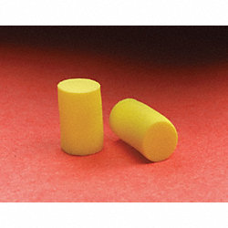 Ear Plugs, 31dB, W/o Cord, Univ, PK200