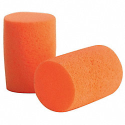 Ear Plugs, 29dB, w/o Cord, Univ, PK200