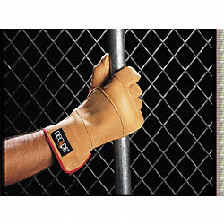 Anti-Vibration Glove, L, Buff,