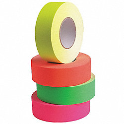 Gaffers Tape, 48x45m, 11.5 mil, Neon Yellow
