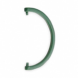 Cartridge Tube Hang Hook, Dk Green, Pk 6