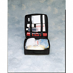 Biohazard Spill Kit, Case, Black