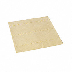 Absorbent Pads, 12 In. W, 12 In. L, PK 100