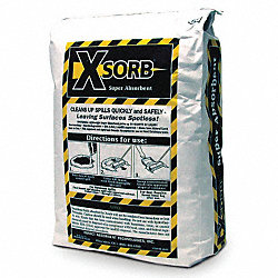 Universal Absorbent, 2 cu. ft., Bag