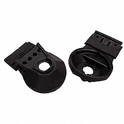 Universal Slot Adapter, Hard Hat, 1Pair