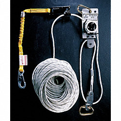 Rescue System, 400 ft., 300 lb., Kernmantle