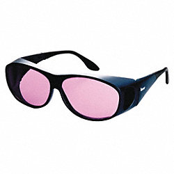 Laser Glasses, Light Blue, Uncoated