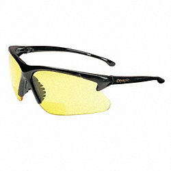 Reading Glasses, +1.5, Amber, Polycarbonate