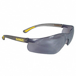 Safety Glasses, Slvr Mirror, Scrtch-Rsstnt