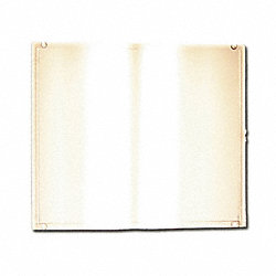 Polycarbonate Plate, Gold Coated, Shade 10