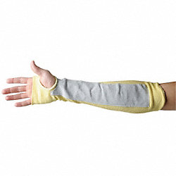 Cut Resistant Sleeve, 14 In., Thumbhole