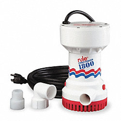 Pump, Pool Cover, 100 W