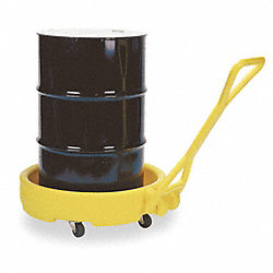 Mobile Drum Spill Dolly, 12 Gal