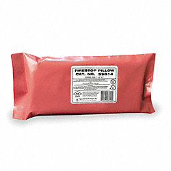 Fire Barrier Pillow, 9 In. L, 4 In. W