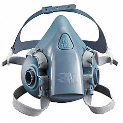 3M(TM) 7500 Series Half Mask, M