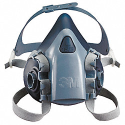 3M(TM) 7500 Series Half Mask, L