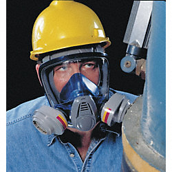 MSA Advantage(TM) 3200 Respirator, L