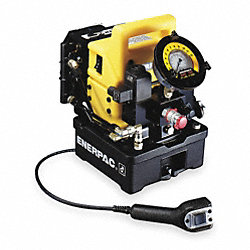 Hydraulic Electric Pump, 0.5 Gal, 115 VAC