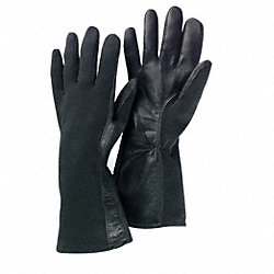 Tactical Glove, L, Black, PR