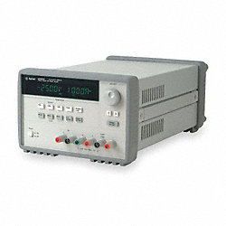 Triple Output Power Supply, Manual