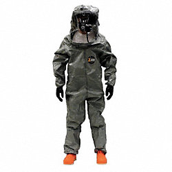 Encapsulated Suit, S/M, Zytron 200, Gray