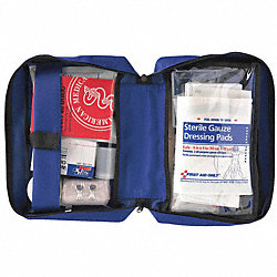 First Aid Kit, Auto, 137pc