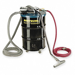 Pneumatic Vacuum Cleaner, 30G