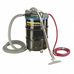 Pneumatic Vacuum Cleaner, 55G