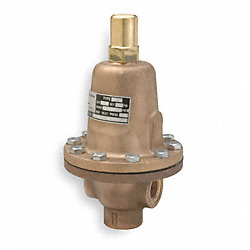 Back Pressure Valve, Cast Iron, 1 In