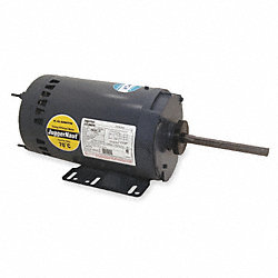 Condenser Fan Motor, 1-1/2HP, 850 rpm, 60Hz