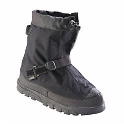 Winter Boots, ens, M, Buckle, Plain, 1PR